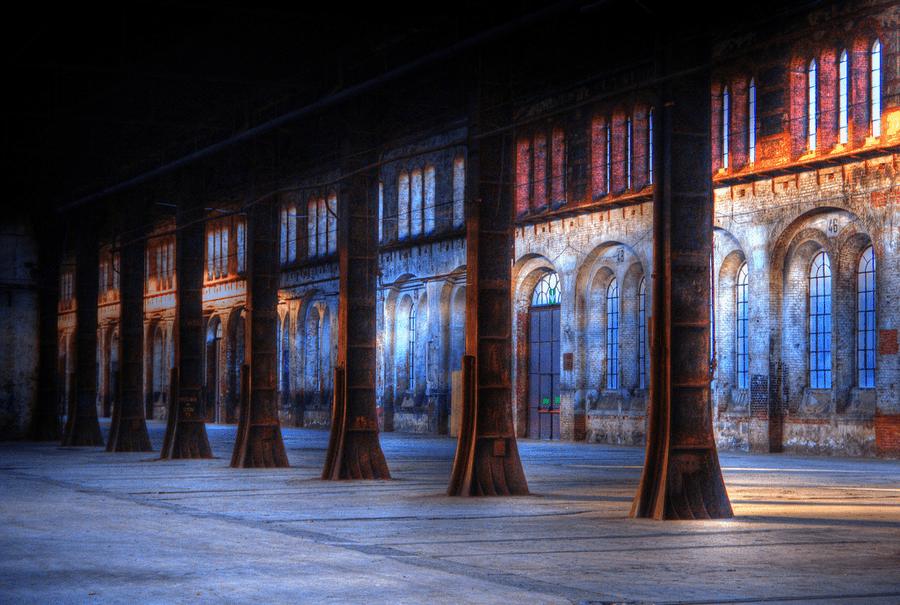Torino, officine grandi riparazioni