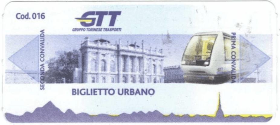 biglietto trasporti gtt torino