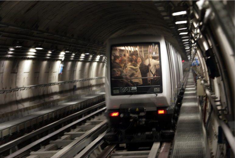 metro torino pilota automatico sistema val