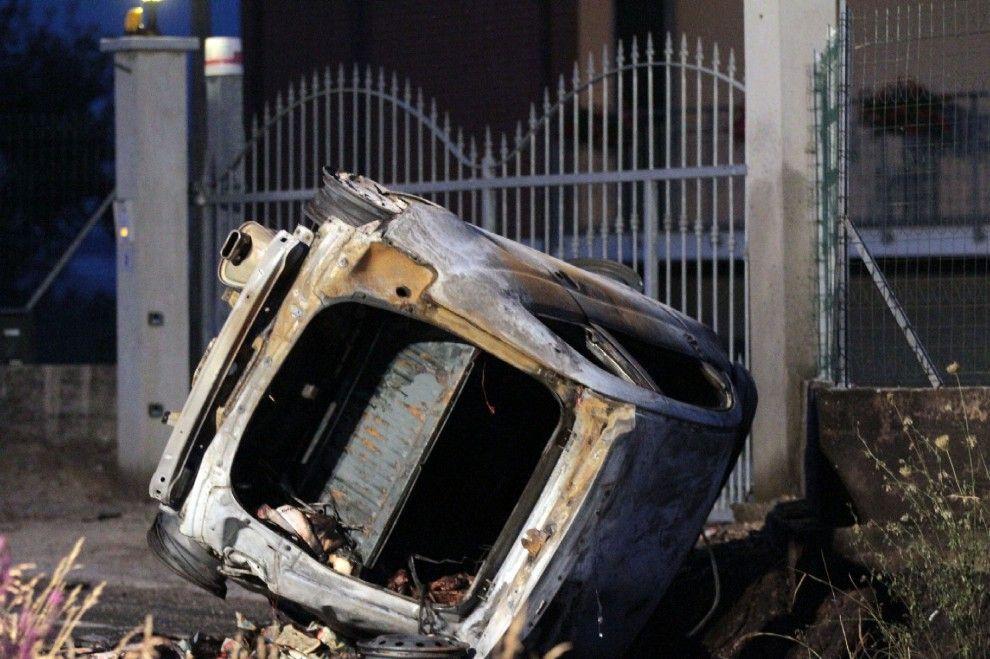 Incidente a Pralormo © Divisione La Repubblica