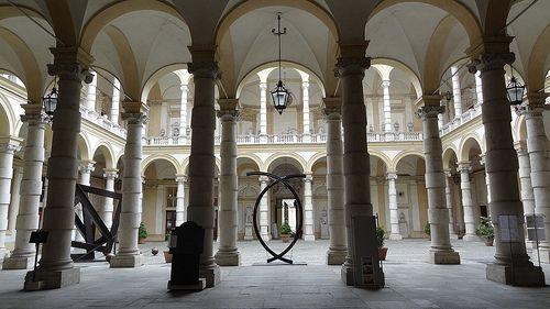 Università degli Studi di Torino, sede del Rettorato. Fotografia di Giovanni Contrini