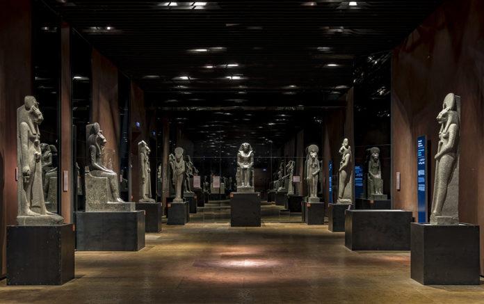 Sala Galleria dei Re - Museo Egizio di Torino