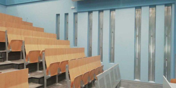 Curie Vittorini Grugliasco nuova aula