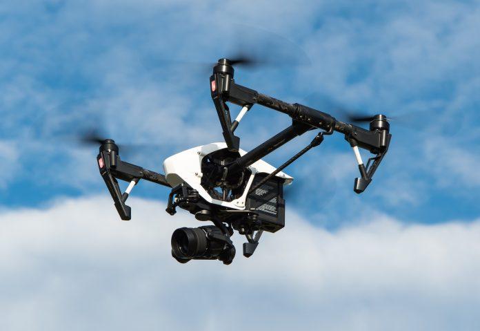drone ambulanza per trasportare reni a torino