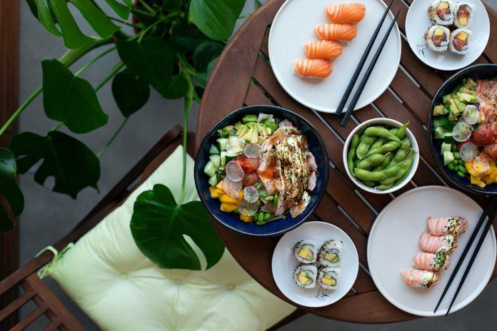 I migliori sushi di Torino