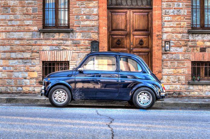 Torino Scuola d'Assisi via pedonale