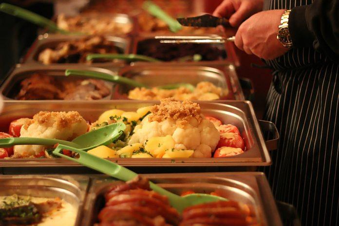 Evento diffuso Gastronomico